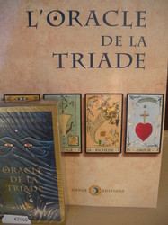 "Oracle ""La Triade"" - le livre"