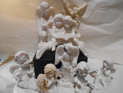 statuettes anges