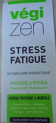 "le ""Végizen"" contre la fatigue et le stress"